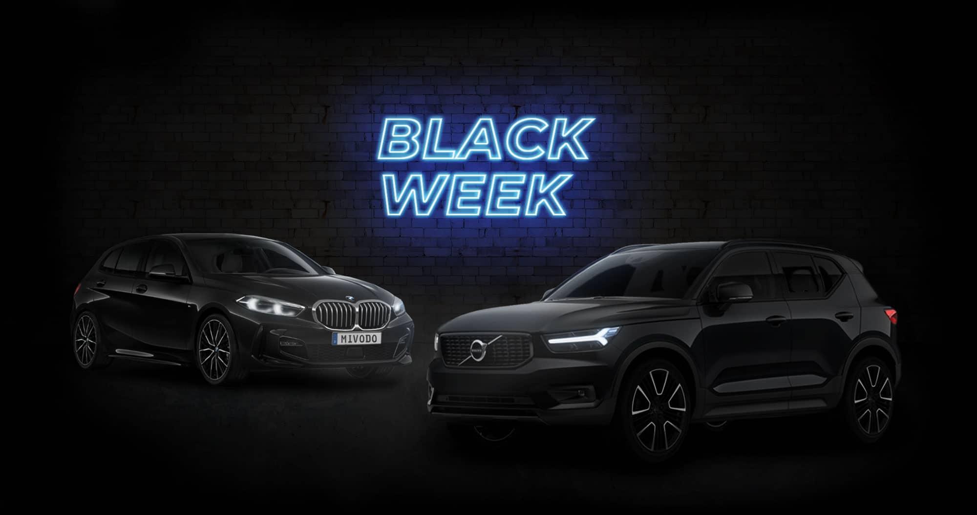 Mivodo Black Leasing Week