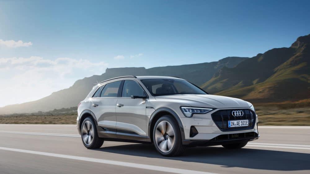 Audi E-Tron | Copyright Audi