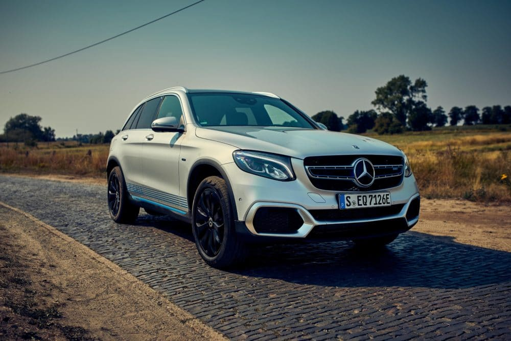 Mercedes-Benz GLC F-CELL | Copyright Daimler