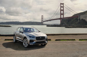 Jaguar F-Pace 2021 Facelift