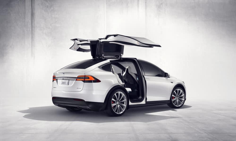 Tesla Model X | Copyright Tesla