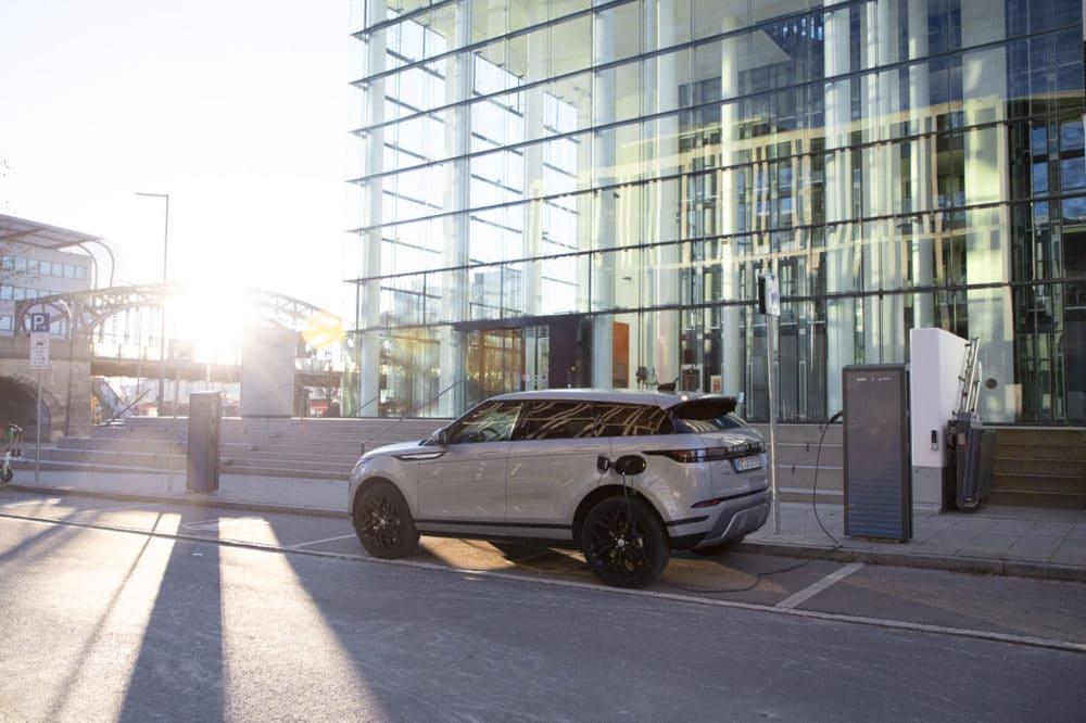 range rover evoque suv kompakt