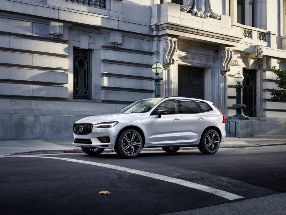 Volvo XC60 Plugin Hybrid SUV