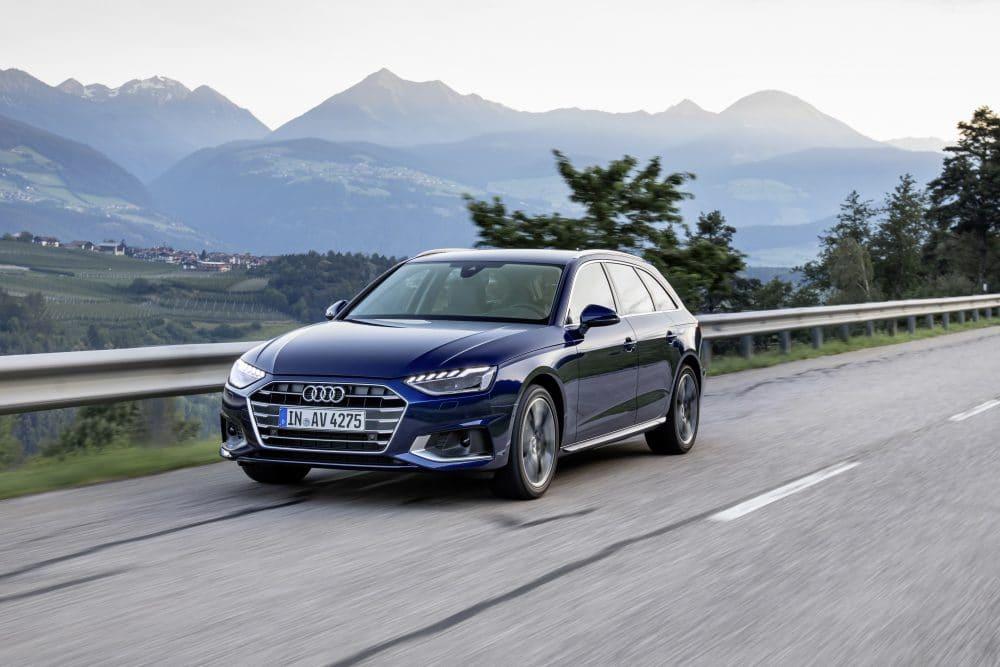 Audi A4 Avant | Copyright Audi