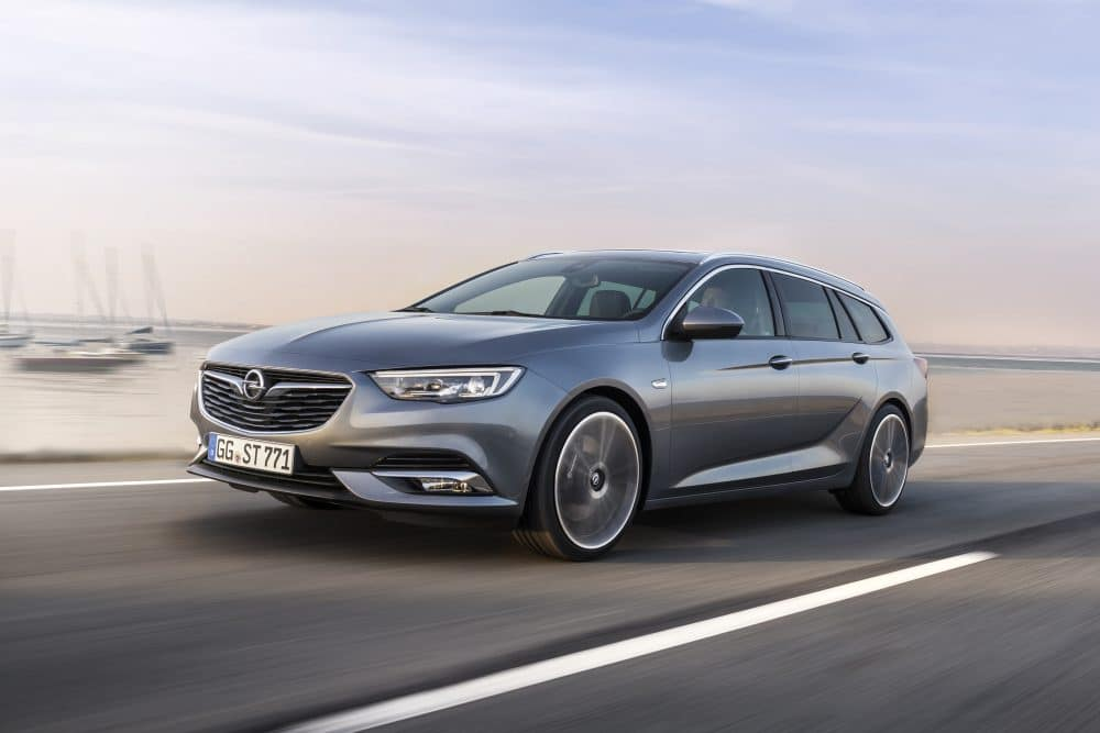 Opel Insignia Sports Tourer | Copyright Opel