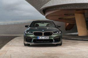 BMW M5 CS Frontansicht