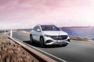 Mercedes EQA voll förderfähiger Stromer