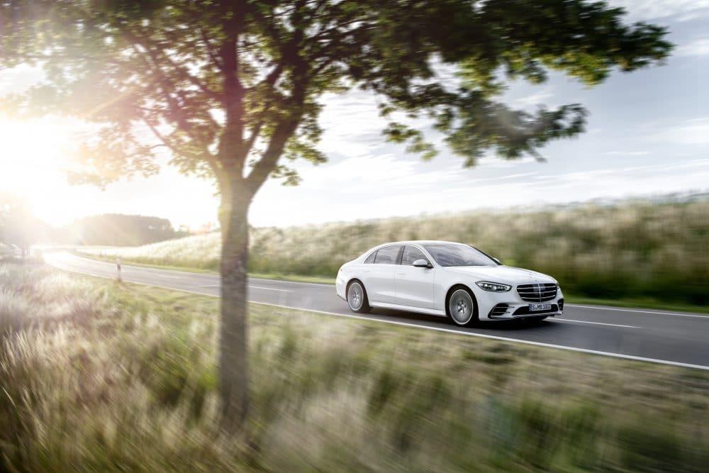 Mercedes-Benz S-Klasse | Copyright Daimler