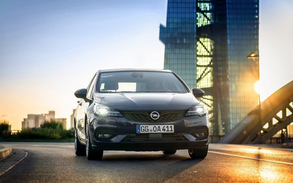 Opel Astra | Copyright Opel