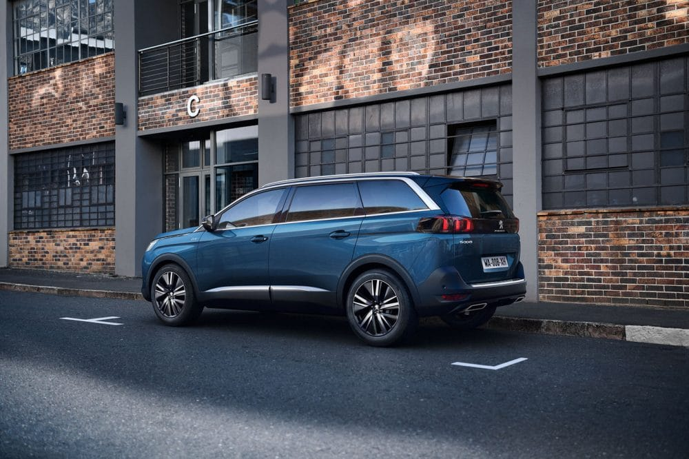 Peugeot 5008 SUV Familien