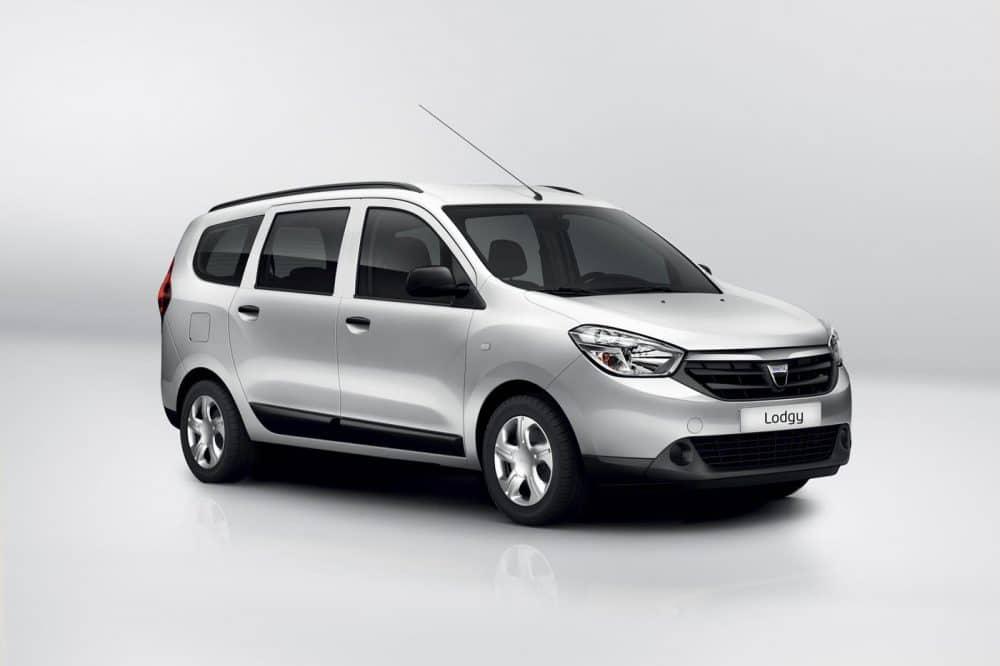 Dacia Lodgy billiger Van