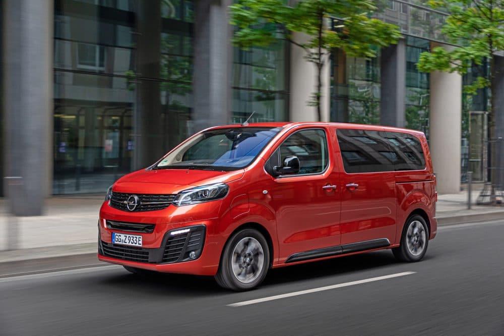 Opel Zafira-e Life Van