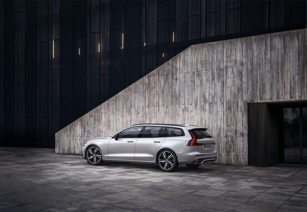 Volvo V60 Kombi für Familien
