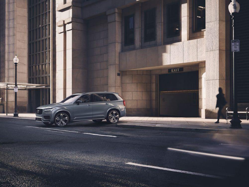 Volvo XC90 SUV mit 7 Sitzen