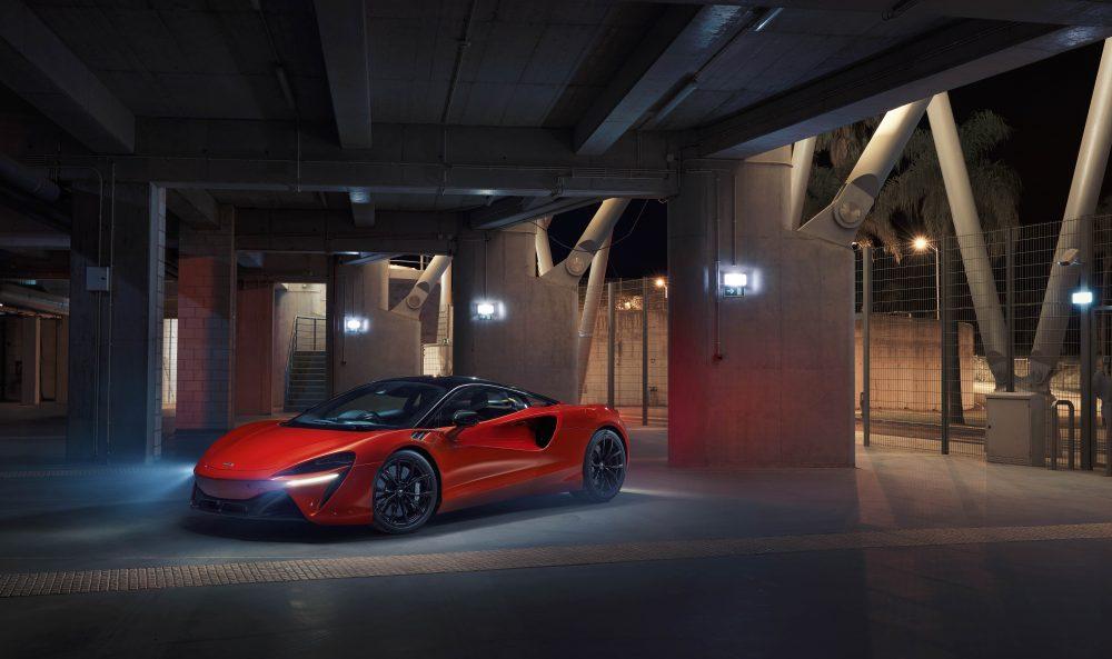 Artura mit McLaren Carbon Lightweight Architecture | Copyright McLaren