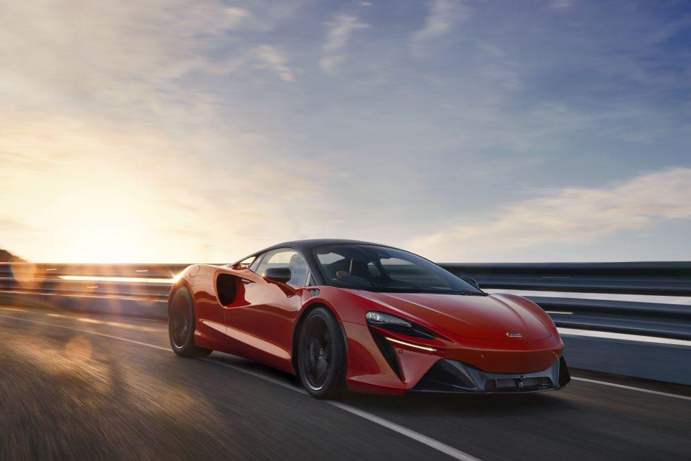 McLaren Artura | Copyright McLaren