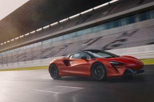 McLaren Artura Plugin Hybrid | Copyright McLaren