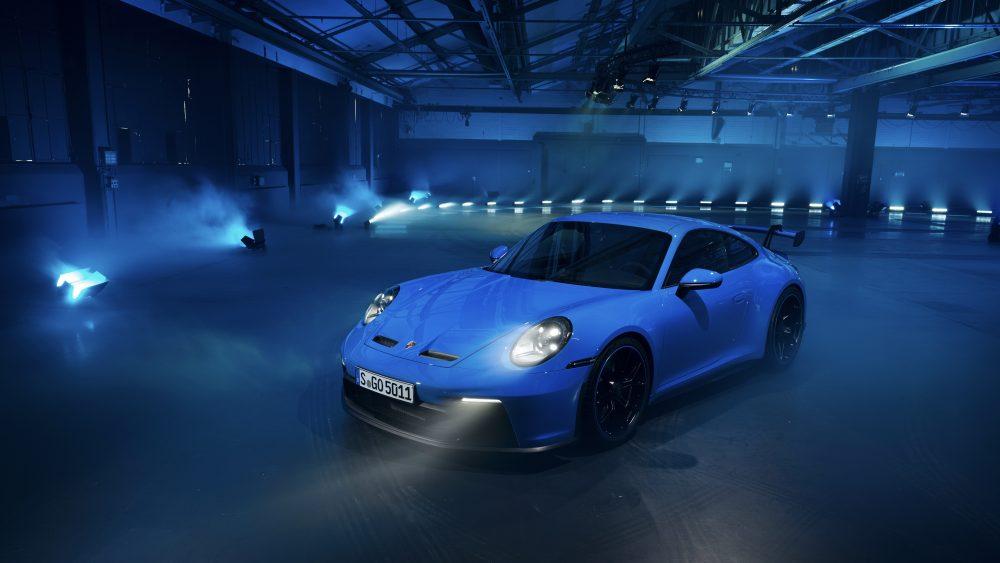 Porsche 911 GT3 | Copyright Porsche