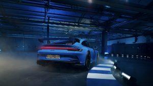 Porsche 911 GT3 Heck | Copyright Porsche