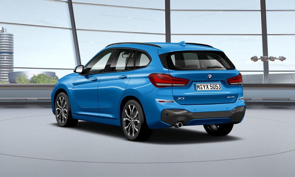 BMW X1 Leasing