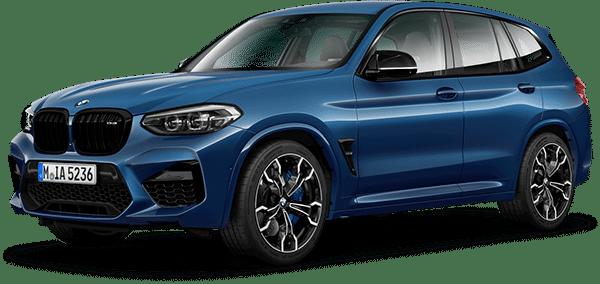 BMW X3 M Leasing Angebote
