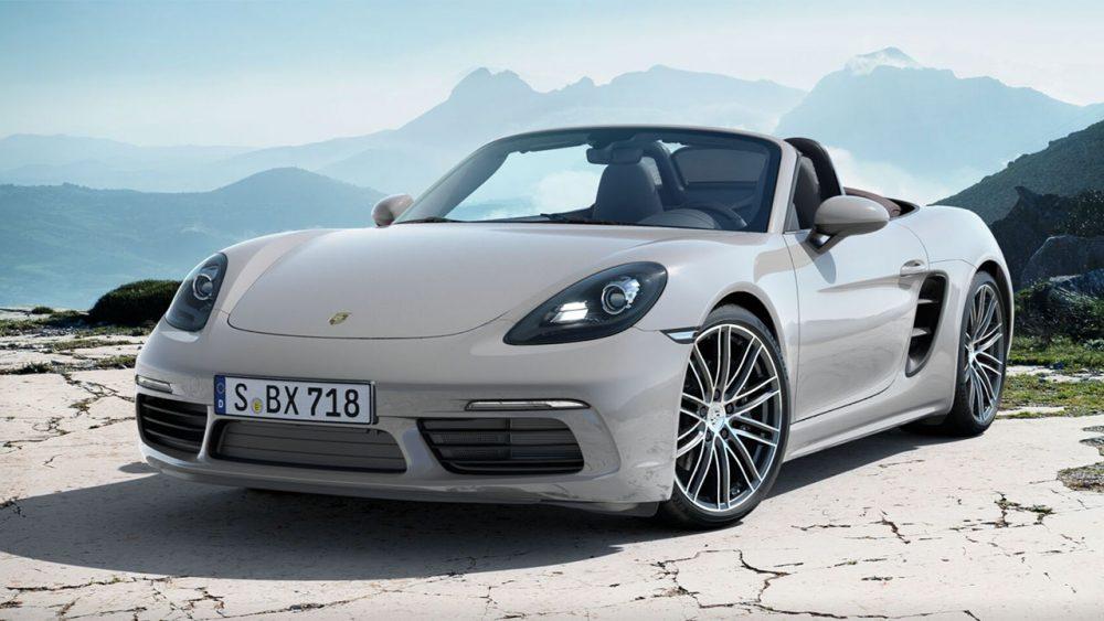 Porsche 718 Boxster Leasing Aktionen