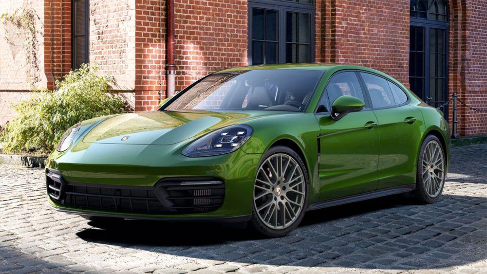 Porsche Panamera Leasing Aktionen