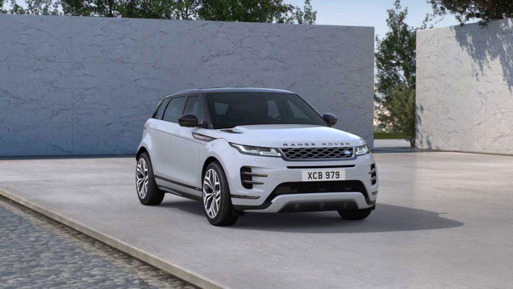 Range Rover Evoque Leasing Angebot auf Mivodo
