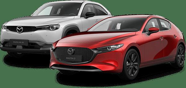 Mazda Leasing Angebote