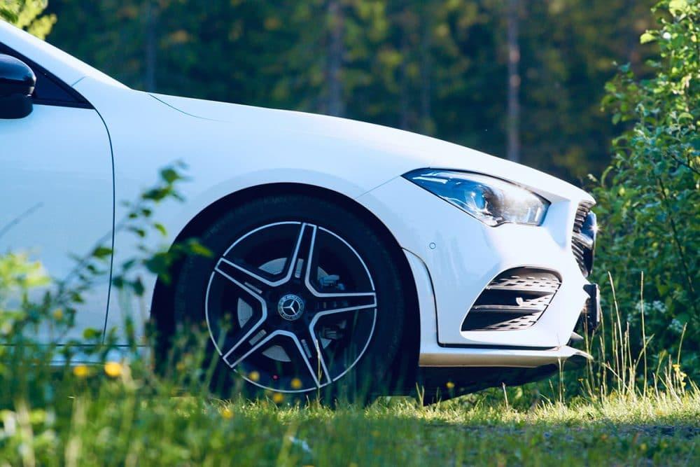 Mercedes-Benz CLA Leasing