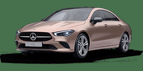 Mercedes-Benz CLA Leasing Angebote