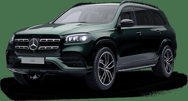 Mercedes-Benz GLS Leasing Angebote