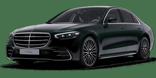 Mercedes-Benz S-Klasse Leasing Angebote
