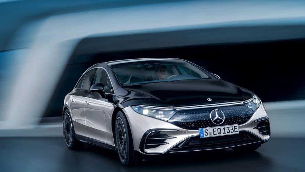 Mercedes EQS - Die erste vollelektrische Luxuylimousine von Daimler