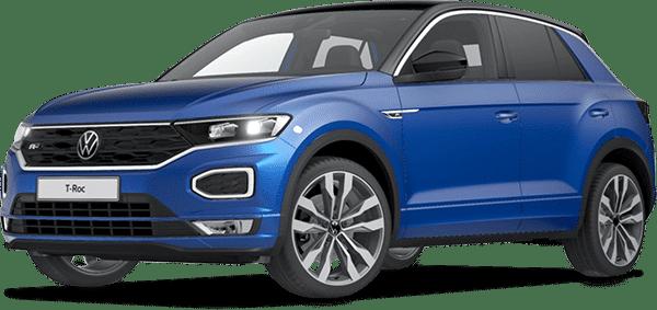 Volkswagen T-Roc Leasing Angebote