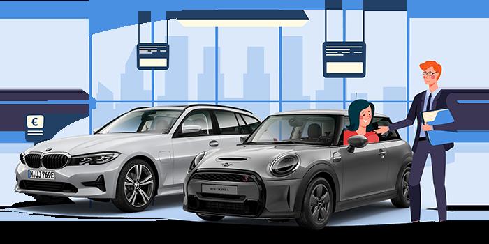 Auto-Abo Deals & Schnäppchen Angebote