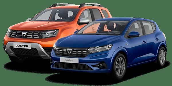 Dacia Leasing Angebote