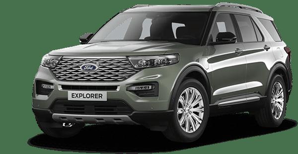 Ford Explorer Leasing Angebote