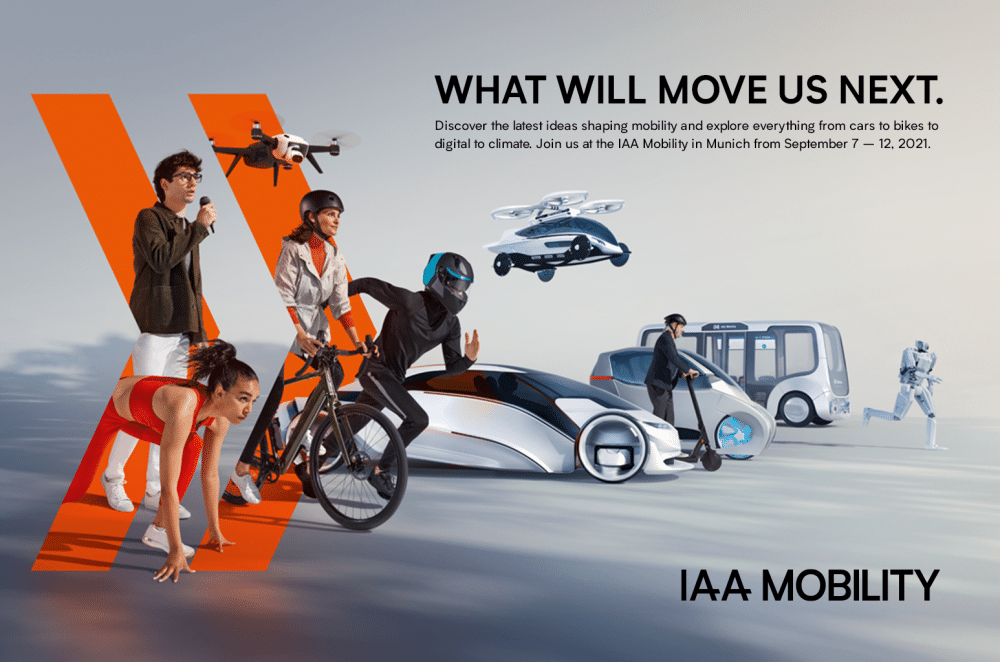 iaa mobility 2021 muenchen