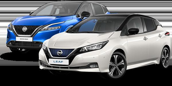 Nissan Leasing Angebote